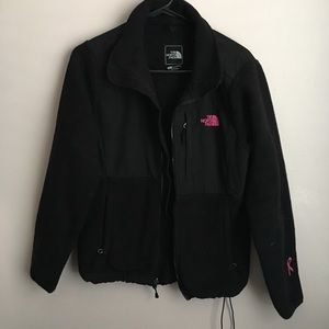 The north face breast cancer jacket